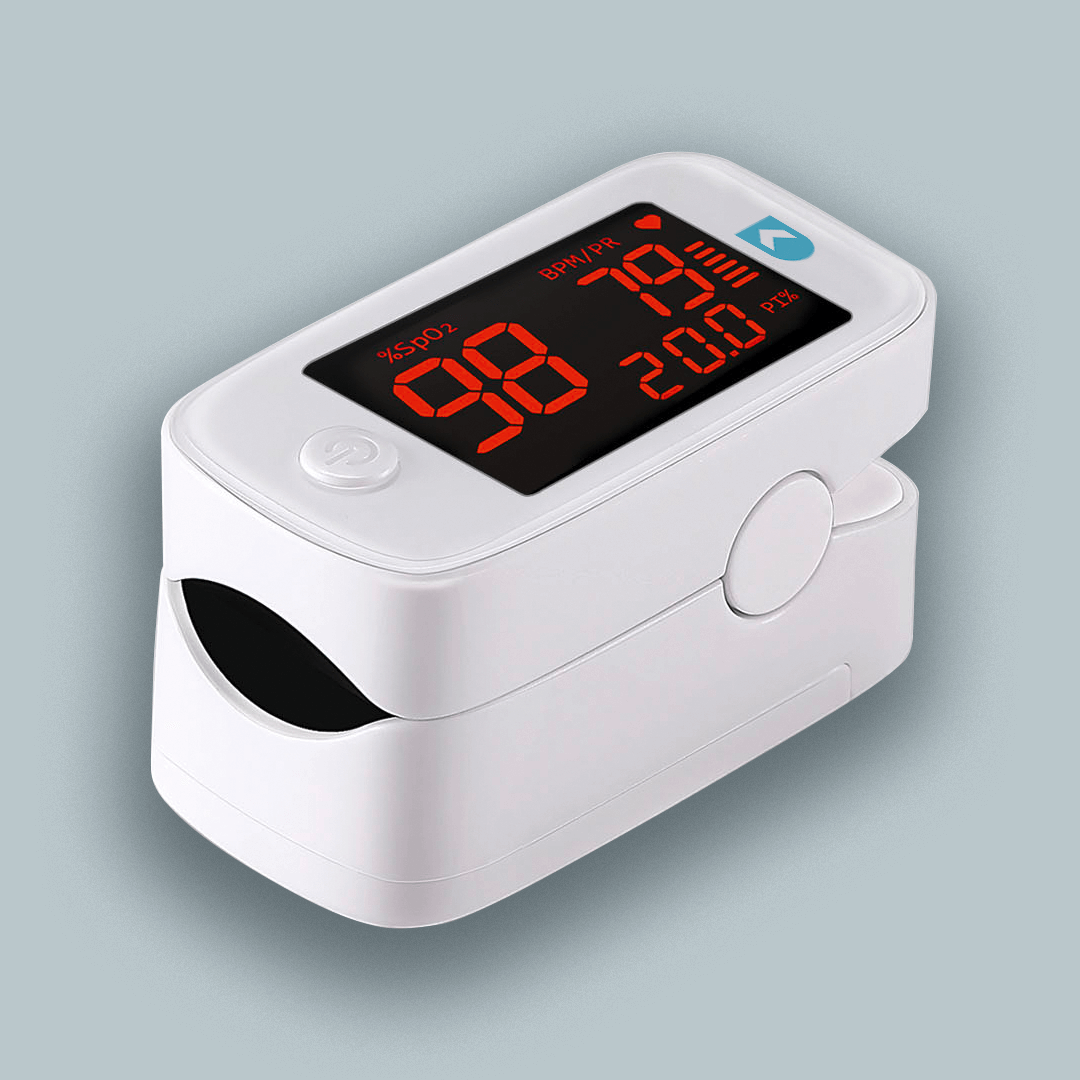 DK Medical Fingerclip Oximeter Produktfoto