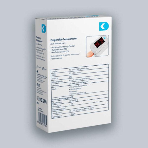 DK Medical Pulsoximeter
