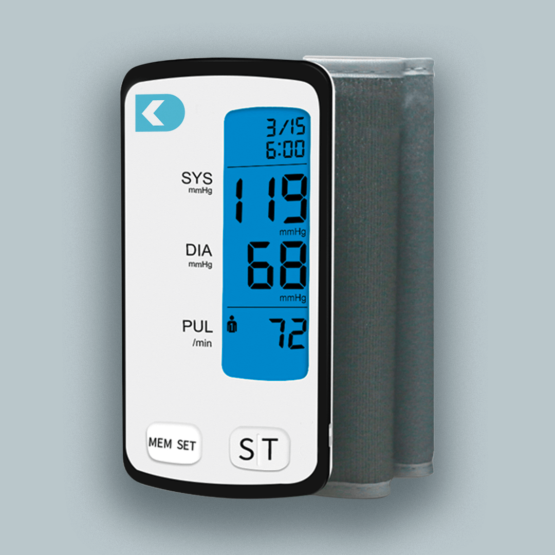 DK Medical Upper arm blood pressure monitor