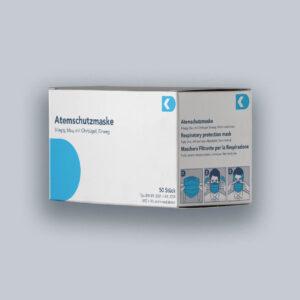DK Medical Atemschutzmaske Typ I