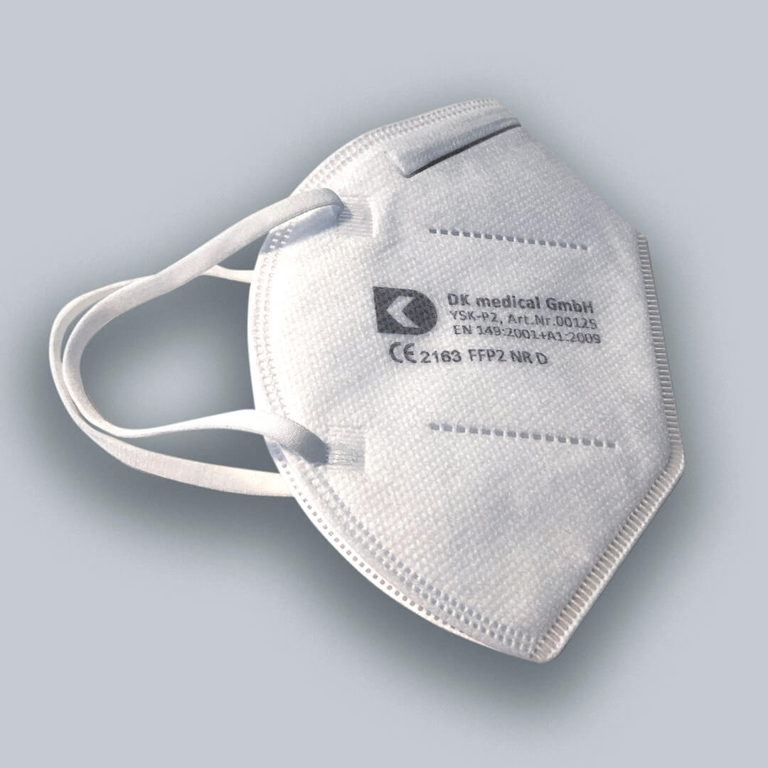 filtering half mask | respirator mask | DK medical GmbH