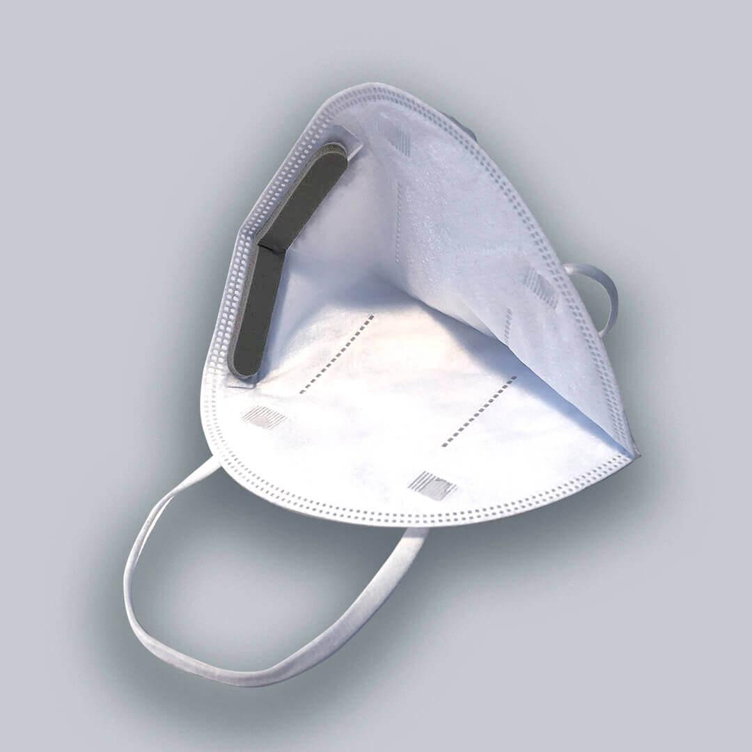 Innenansicht der DK medical FFP2 Maske